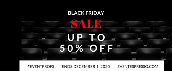 Black Friday Sale! Event Espresso Everything License - 66 premium features, 35+ premium add-ons, 12 months support, new add-ons included for free. Get Everything today!
